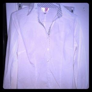 Ann Taylor buttom down shirt
